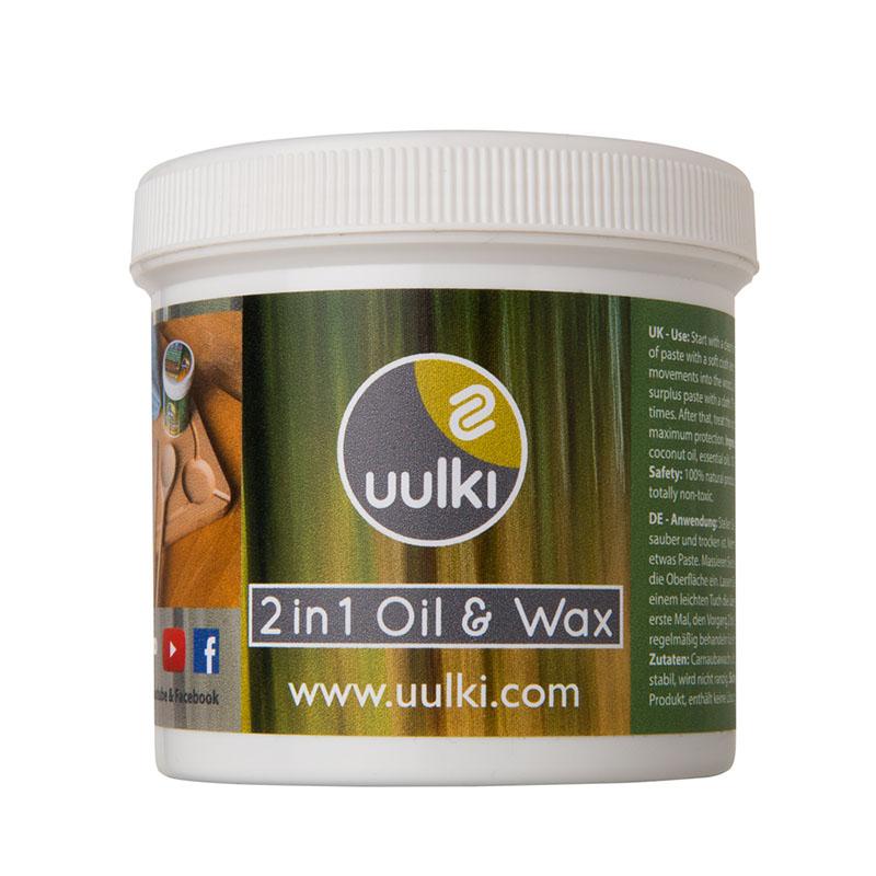Uulki natural wood wax cutting boards kitchen utensils