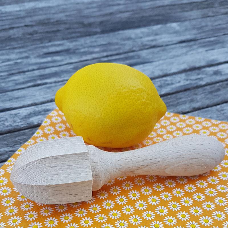 citrus press wood
