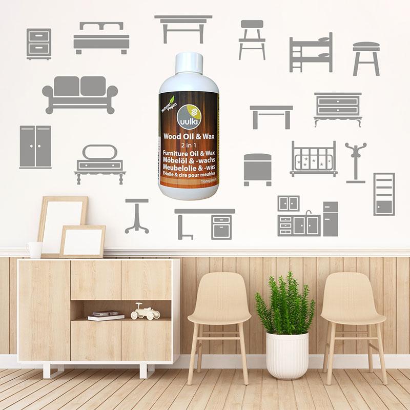 houtverzorging meubels binnen