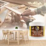 houtwax meubels binnen