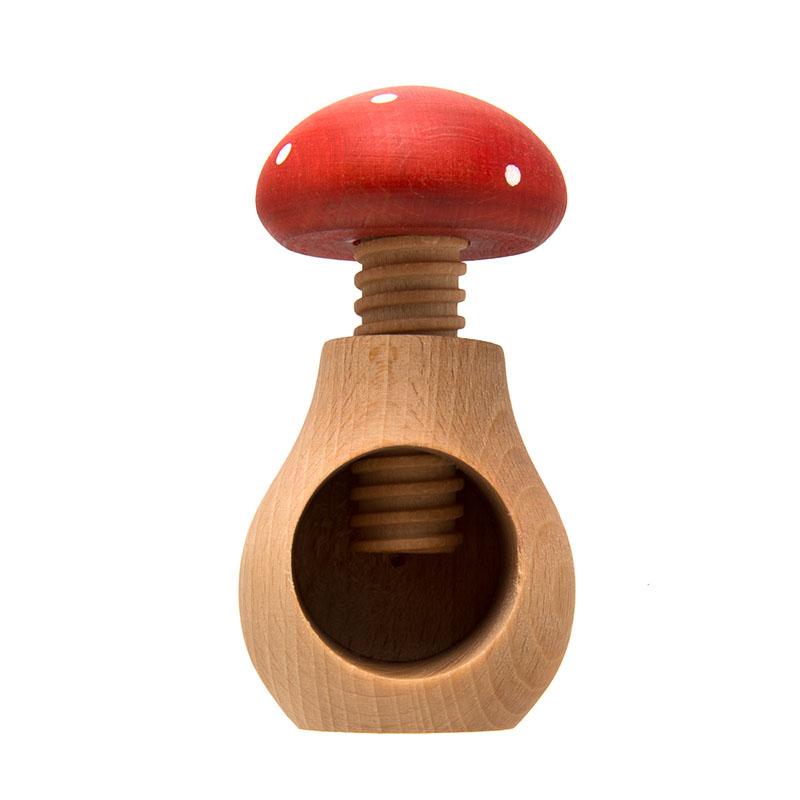 notenkraker paddenstoel