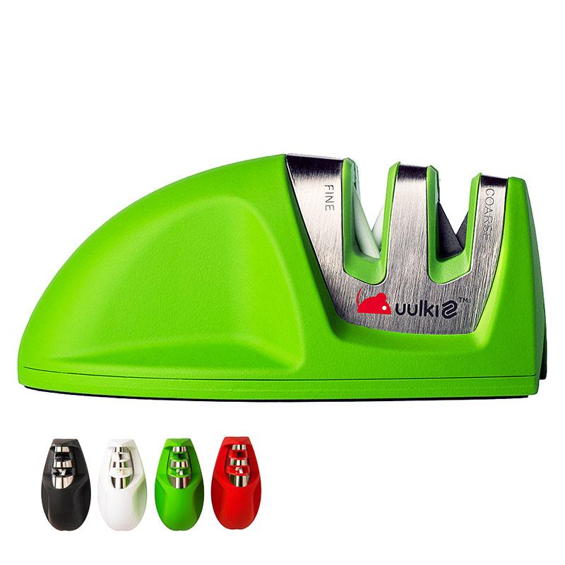 uulki kitchen knife sharpener mouse