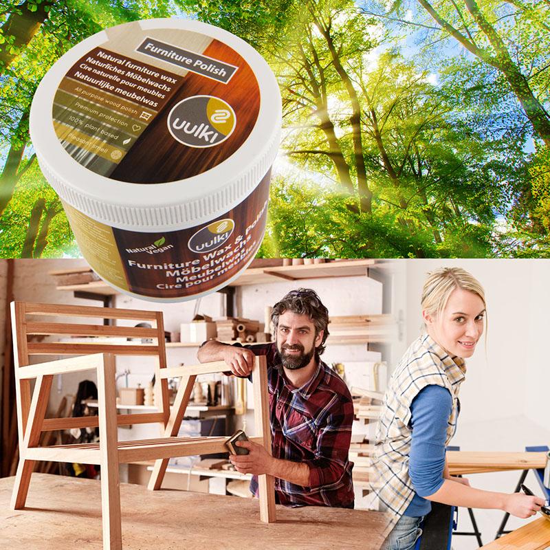 wood care furniture vegan