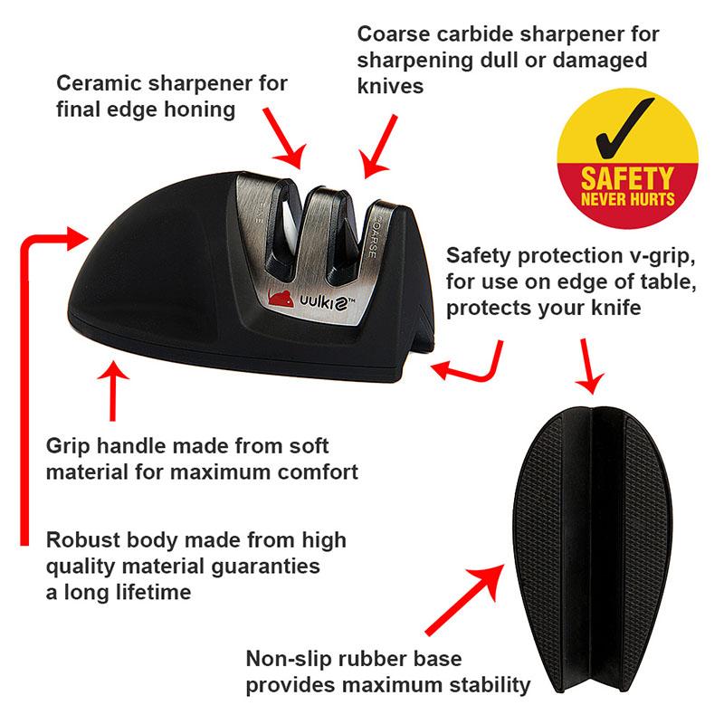 kitchen knife sharpener steel knife