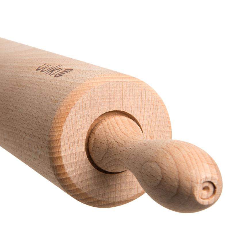 uulki rolling pin wood
