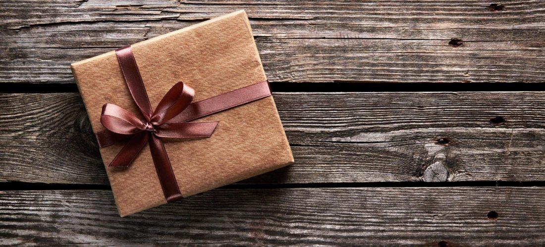 geschenken hout