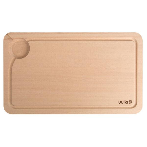 uulki cutting board beech wood