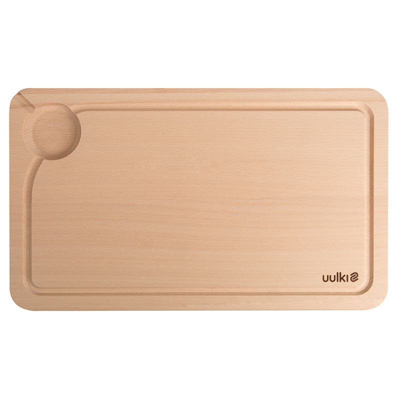 uulki cutting board beech wood