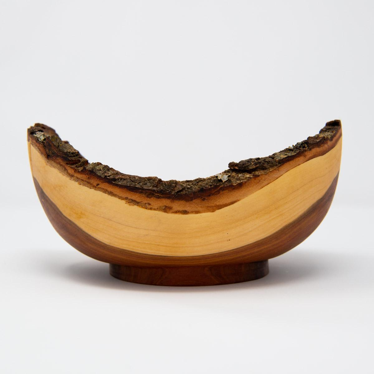 decoratieve schaal hout
