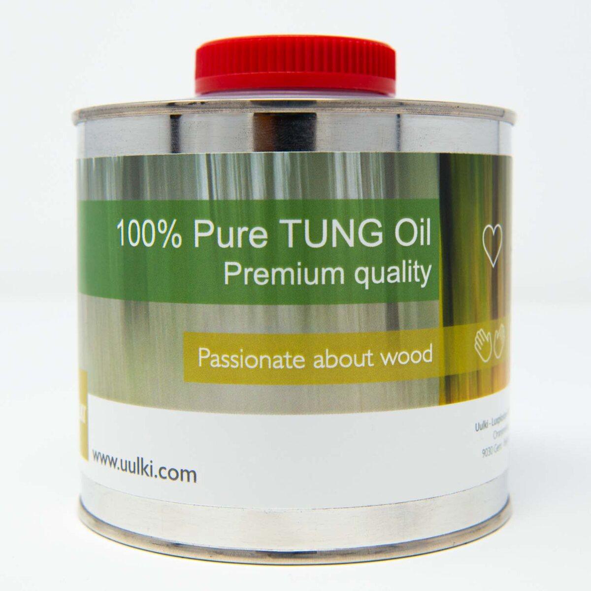 uulki huile de tung pure