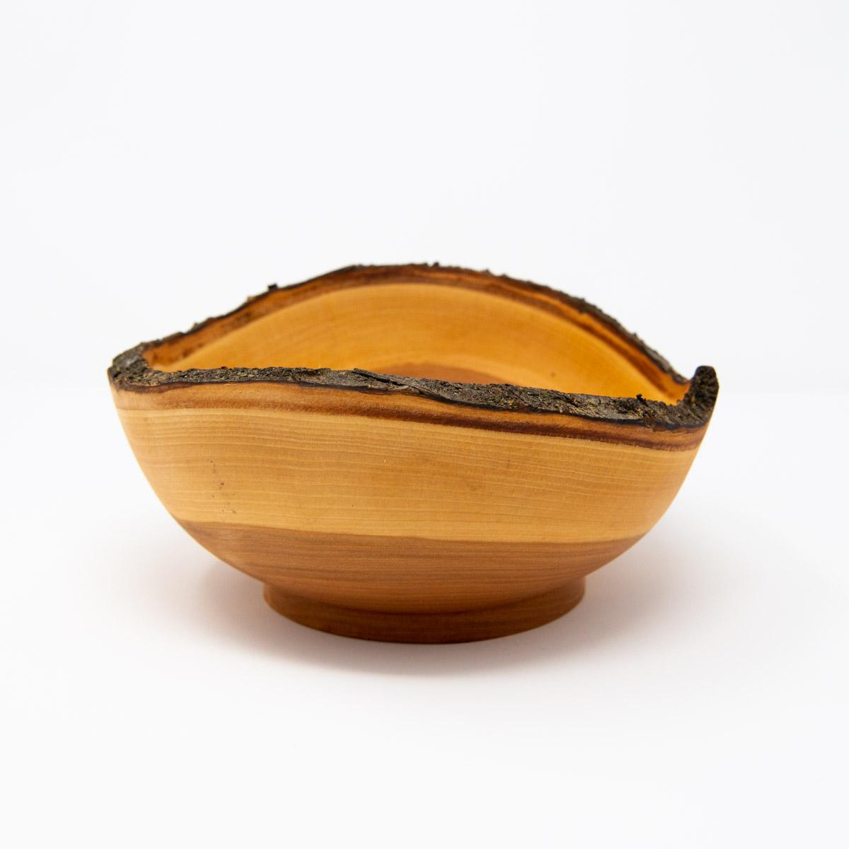 houten schaal