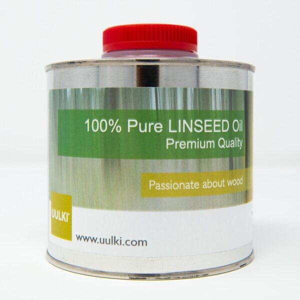 uulki huile de lin protection bois