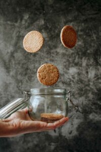 preparer des biscuits sables
