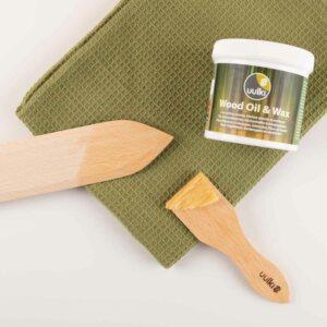 entretien accessoires de cuisine bois bambou
