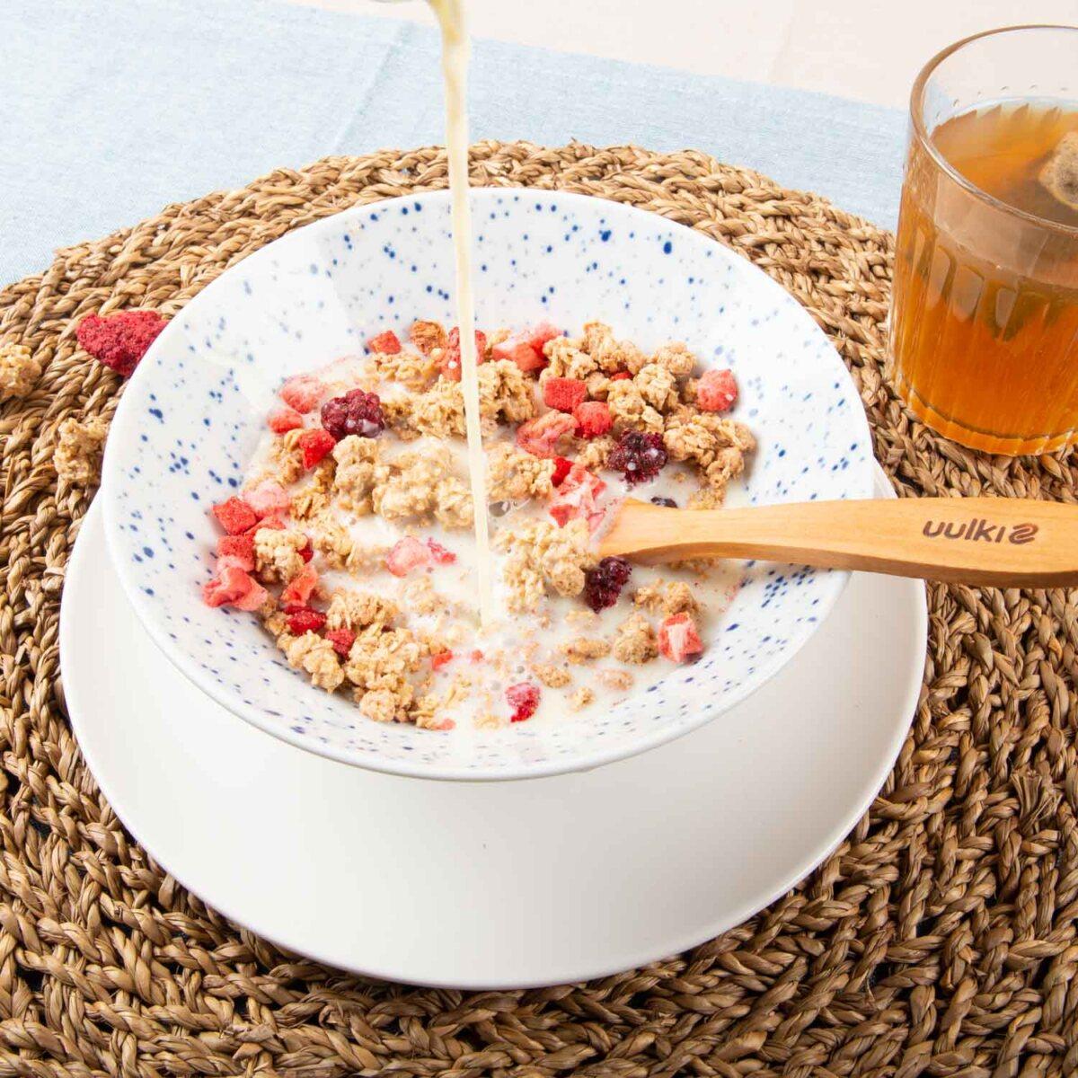 ontbijt lepel