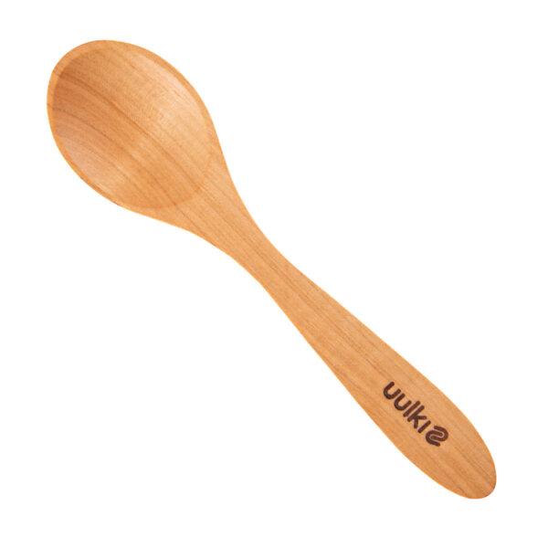 uulki wooden eating table spoon