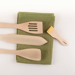 houten keukengerei onderhouden
