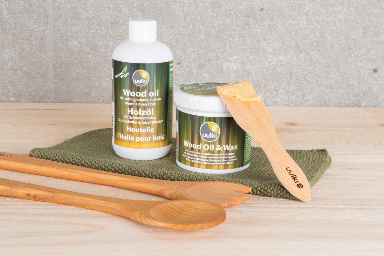 pflege kuechenutensilien holz bambus